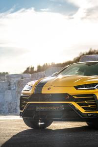720x1280 5k Manhart Lamborghini Urus 800 2019