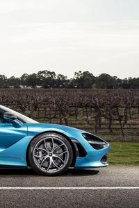 5k McLaren 720S Spider 2019