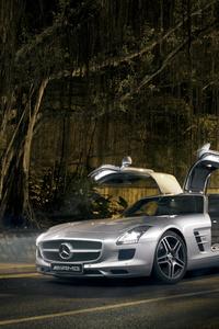 5k Mercedes AMG GTR