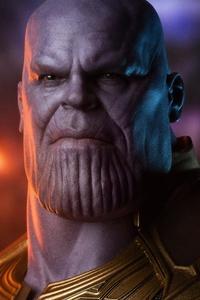 1125x2436 5k Thanos New