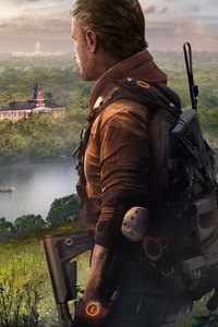 2160x3840 5k Tom Clancys The Division 2
