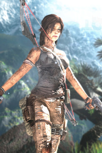 5k Tomb Raider