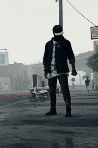 640x960 5k Watch Dogs 2