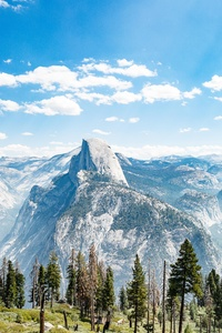 1440x2960 5k Yosemite National Park Great View