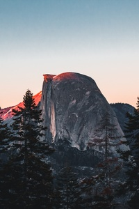 320x480 5k Yosemite National Park