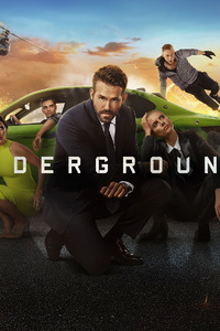 1080x2280 6 Underground 4k Movie