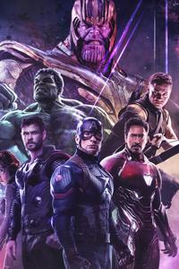 88 Avengers Endgame