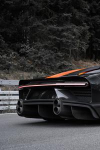 8k Bugatti Chiron Prototype 2019