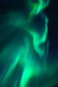 8k Northern Lights Aurora