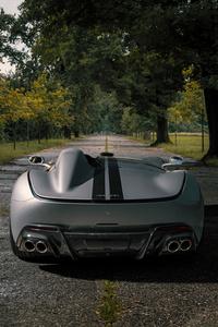 750x1334 8k Novitec Ferrari Monza SP1 2020