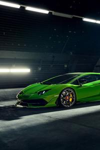 750x1334 8k Novitec Lamborghini Aventador SVJ 2019 New