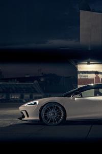 640x960 8k Novitec McLaren GT 2020