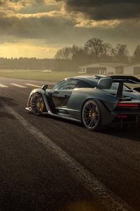750x1334 8k Novitec McLaren Senna 2020 Car