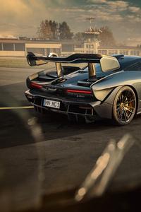 750x1334 8k Novitec McLaren Senna 2020