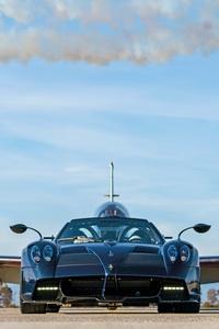 800x1280 8k Pagani Huayra Tricolore 2021