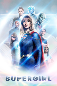 8k Supergirl Season 5