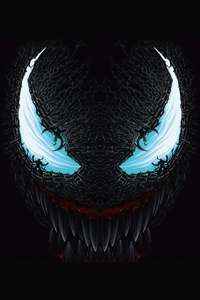720x1280 8k Venom