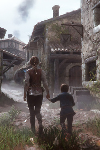 2160x3840 A Plague Tale Innocence 2019
