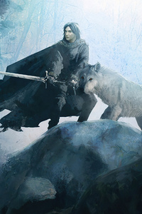 1125x2436 A Song Of Ice And Fire Game Of Thrones 4k