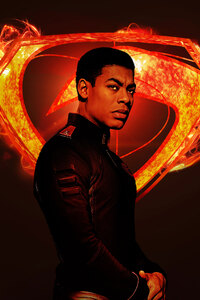 Aaron Pierre In Krypton