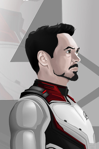 720x1280 Aavengers Endgame Tony Stark