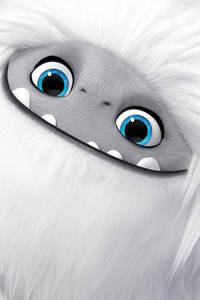 320x568 Abominable 2019 8k