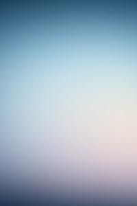 Abstract Blue Lights Blur