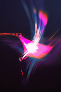 Abstract Color Blur 4k