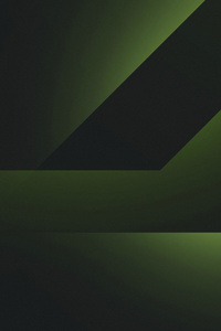 320x480 Abstract Dark Green 4k