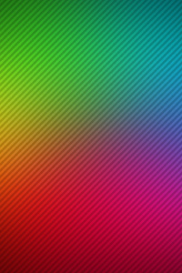 Abstract Rainbow Lines Hd