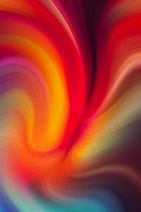 Abstract Spiral Art 4k