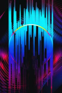 Abstraction Digital Art 4k