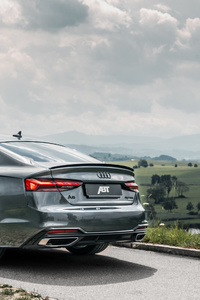 1080x2160 ABT Audi A5 Sportback 40 TDI Quattro S Line 2020 5k