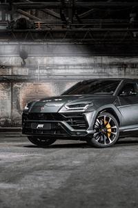 240x320 ABT Lamborghini Urus 2019
