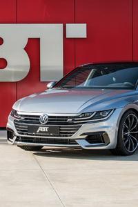 ABT Volkswagen Arteon 2017