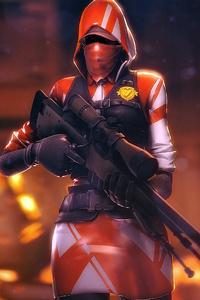 Ace Sniper Rifle Fortnite Battle Royale