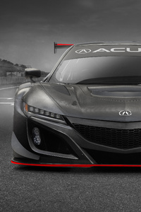 Acura NSX GT3 Evo 2019 Front