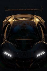 240x400 Acura NSX GT3 In Forza Horizon 3