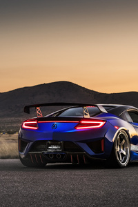 Acura NSX Scienceofspeed Dream Project