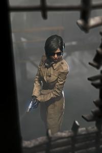 Ada Wong In Resident Evil2