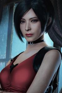 Ada Wong Resident Evil 2 4k