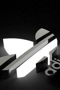 Adidas 3d Logo