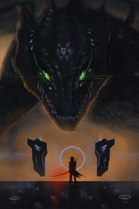 Aeon Awakening Dragon Evil Fear Fury Million Oblivion 4k