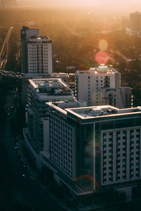 Aerial Photography Buildings