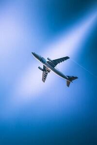 480x800 Aeroplane