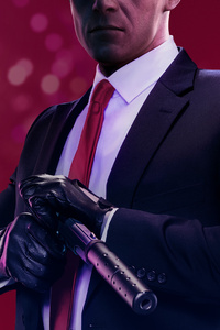 Agent 47 Hitman 2 Game