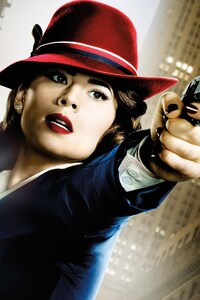 540x960 Agent Carter Hayley Atwell