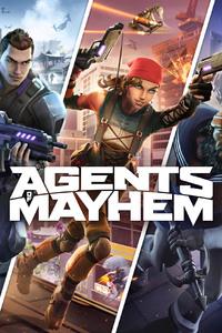 Agents Of Mayhem 4k 2017