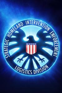 720x1280 Agents Of Shield 2020 Logo 4k