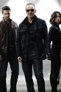 Agents Of Shield Team